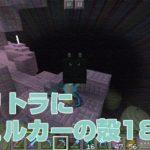 メサ!念願のレアバイオーム「メサ」をついに発見!!!|#97 おじクラ - マインクラフト(BE)