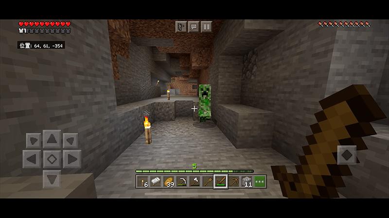 初の洞窟探検で…廃坑発見!村の下に廃坑があった!!|おじクラシーズン2 #3 - マインクラフト(BE)